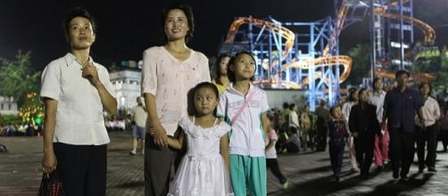 North Korea - Pyongyang Funfair (Credit –Roman Harak- wikimediacommons)