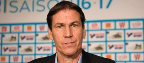 "OM : Les premiers ""Rudi Garcia démission !"". (photo via bfmtv.com)"