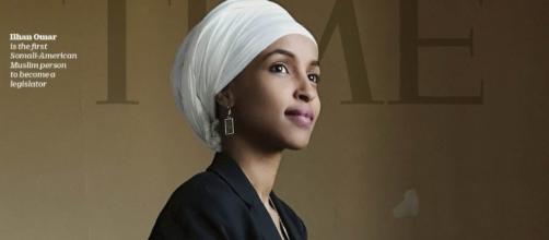 Rep. Ilhan Omar featured on cover of Time Magazine - twincities.com