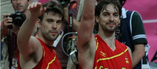Spain takes on Germany while Slovenia faces Latvia on Game Day 1 of the EuroBasket Quarter-Finals - Christopher Johnson via Wikimedia Commons