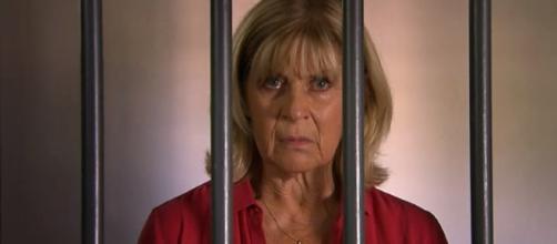 Tempesta d'Amore: Charlotte Saalfeld andrà in prigione.