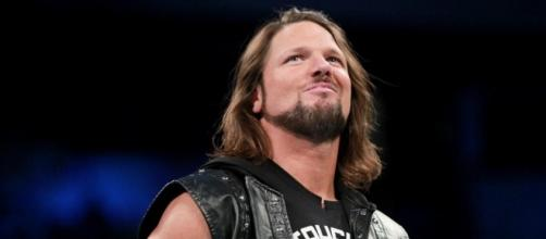 WWE news: AJ Styles says he can still improve in his wrestling career- Photo: WWE screencap (WWE)