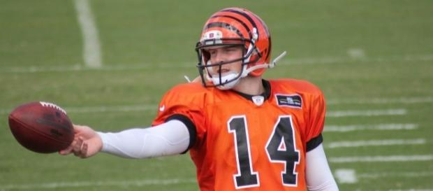 Andy Dalton - Navin75 via Flickr