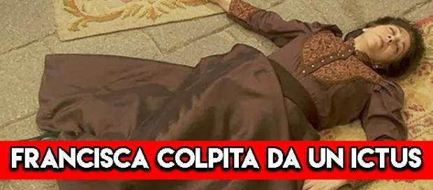 Anticipazioni spagnole Il Segreto, Francisca viene colpita da un ictus