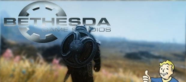 Bethesda VP says they are releasing a new game.[Image via YouTube/TheEpicNate315]