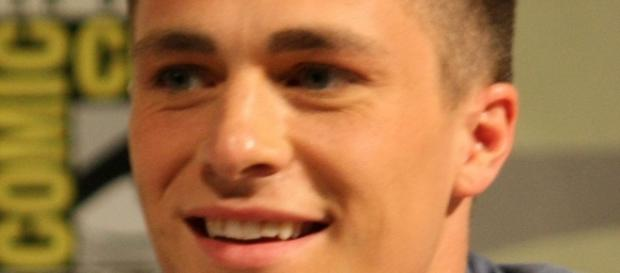 Colton Haynes at 2012 SDCC|Wikimedia|CC BY-SA 2.0-https://commons.wikimedia.org/wiki/File:Colton_Haynes_Comic-Con_2012.jpg