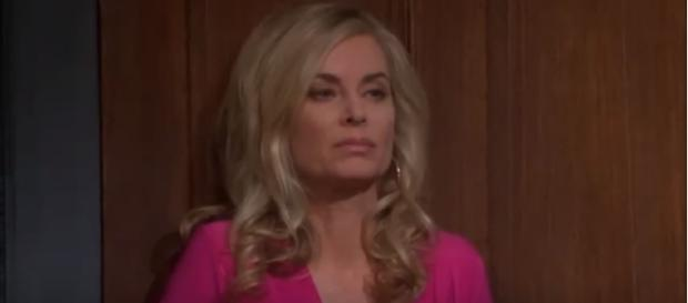 Days of our Lives Kristen DiMera. (Image via YouTube screengrab/NBC)