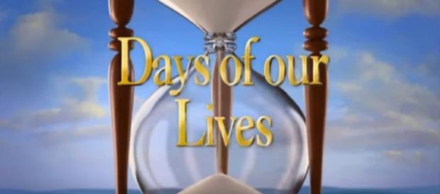 'Days of our Lives' logo. (Image via YouTube screengrab/NBC)