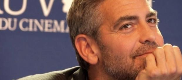 George Clooney- (Wikimedia Commons/Vinya)