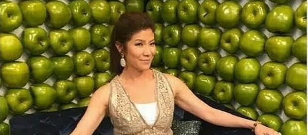 "Host of ""Big Brother"" Julie Chen [Image: Update News/Your Tube Screenshot]"