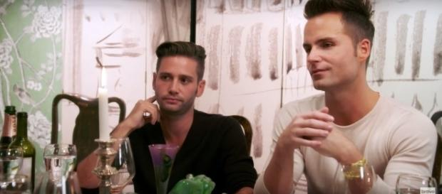 "Josh Flagg introduces boyfriend Bobby Boyd to parents in a ""MDLLA"" episode. (YouTube/Bravo)"