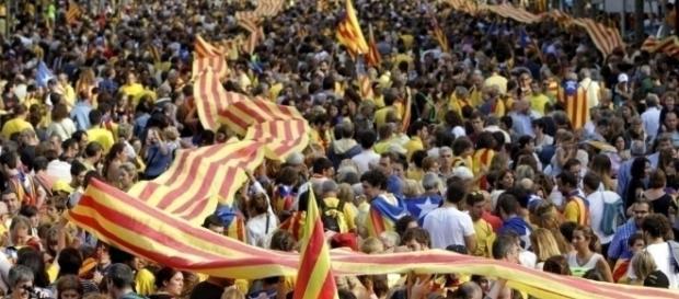 La Catalogna reclama l'indipendenza | Contropiano - contropiano.org