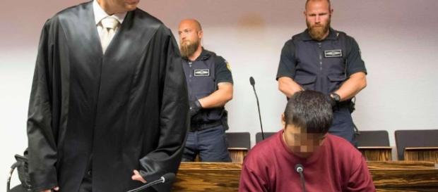 Mordprozess gegen Hussein K. in Freiburg: | Welt - merkur.de