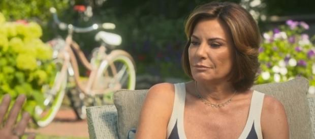 """RHONY"" Luann de Lesseps' former husband is already engaged to someone new. -- Watch What Happens Live with Andy Cohen/YouTube"