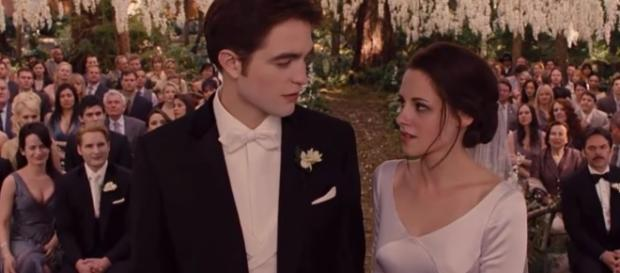 Robert Pattinson and Kristen Stewart are reportedly getting back together. Photo by Twilight/YouTube Screenshot