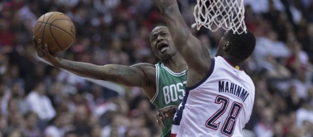 Terry Rozier with the lay up | WIkimedia Commons