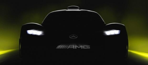 The Mercedes-AMG Project One hypercar - Mercedes-AMG | YouTube.com