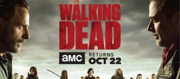 The Walking Dead Season 8 returns soon. Photo Credit: Twitter