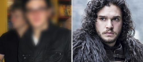 A mudança para 'Jon Snow' é incrível