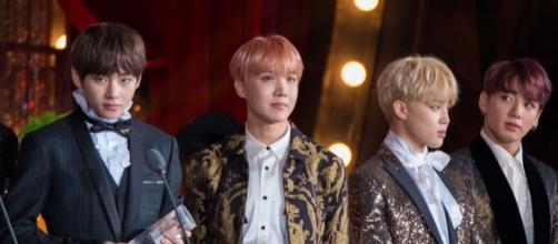 BTS at Melon Music Awards| wikimedia BTS_on_Melon_Music_Awards_