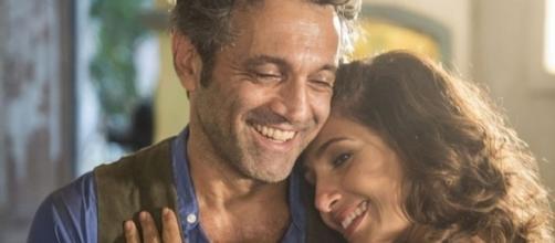 Camila Pitanga e Domingos Montagner eram grandes amigos