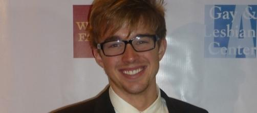"Chandler Massey, Will Horton of ""DOOL"" explains return. Photo Credit: Wikimedia Commons"