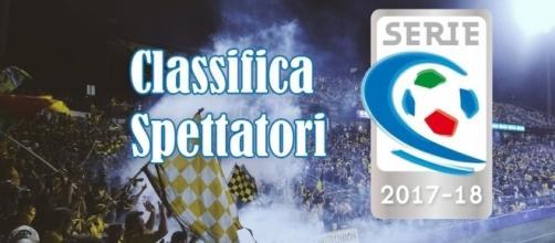Classifica spettatori Serie C - foto pexels.com (modificato) License CC0