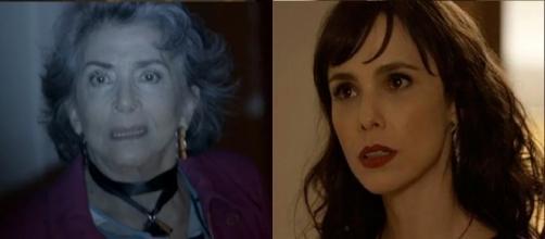 Elvira sequestra Ireme em 'A Força do Querer'