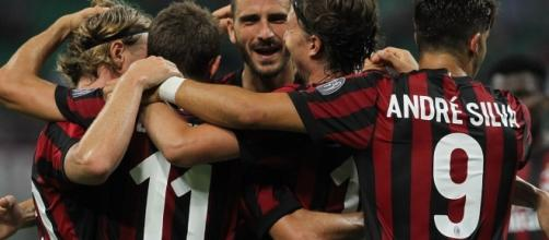 Europa League, Milan pronto ad affrontare l'Austria Vienna | Fox Sports - foxsports.it