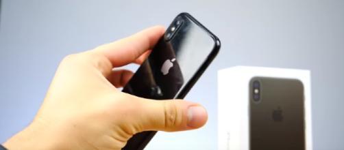 Finally, Apple. Inc launches the new iPhone X [Image via YouTube: EverythingApplePro]