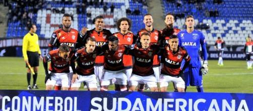 Flamengo enfrenta Chape na Sul-Americana