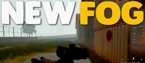 "Fog in ""PlayerUnknown's Battlegrounds."" [Image via YouTube/SXVXN]"