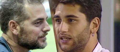 Grande Fratello Vip, Jeremias si scusa con Daniele Bossari