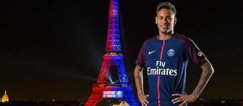 Guingamp : Neymar - Je suis très content d'être ici / News PSG par ... - planetepsg.com