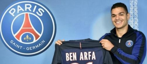 Hatem pourrait bien retrouver le sourire à Paris. (Crédits - sports.fr).