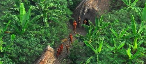 "Illegal gold miners have boasted about killing ""uncontacted"" Amazon tribesmen in Brazil [Image: Wikimedia Agência de Notícias do Acre/CC BY-2.0]"