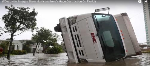 Irma's devastation - Image Credit: ALIEN 2017/ YouTube