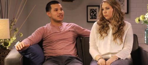 Javi Marroquin and Kailyn Lowry / MTV YouTube Channel