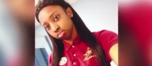 Kenneka Jenkins in an undated photo - YouTube/Lrjtv