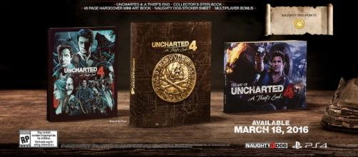 New details revealed about the original story of 'Uncharted 4' for PS4 [Images via pixabay.com]
