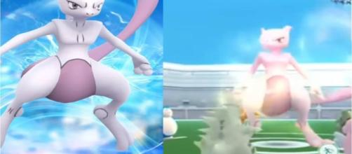Niantic is going slow with Mewtwo Raids. - Image Credit: YouTube/Poké AK