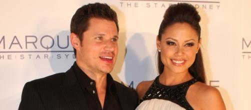 Nick and Vanessa Lachey and the rest of the 'Dancing with the Stars' season 25 cast will debut in the ballroom on Sept. 18. Eva Rinaldi/Flickr