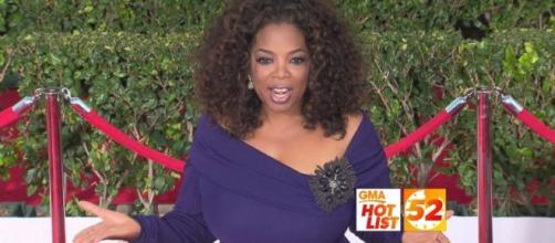 Oprah Winfrey wow in weight loss on O magazine. Source Youtube GMA
