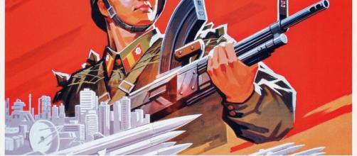 Postcard from North Korea by John Pavelka/Flickr