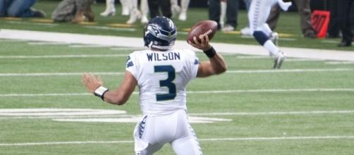 Russell Wilson | Seattle Seahawks | Seattle Seahawks quarter… | Flickr - flickr.com