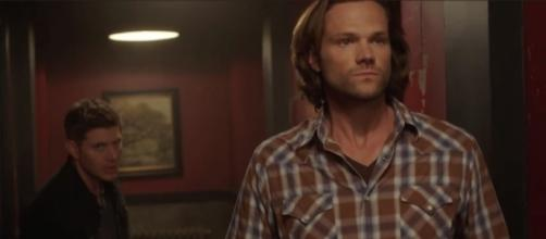 Sam and Dean Winchester in the season 13 promo. - Image Credit: YouTube/tvpromosdb