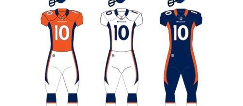 The Broncos got it right. Fernando Martello via Wikimedia Commons