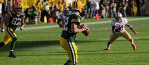 The Packers are No. 1 in the Week 2 NFL power rankings. [Image via Flickr]