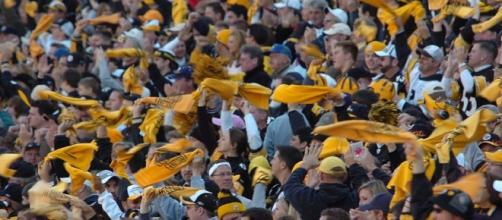 The Steelers cannot cheer that much. Steel City Hobbies via Wikimedia Commons