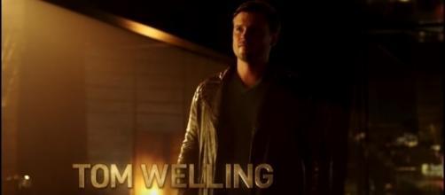 "Tom Welling as Lieutenant Marcus Pierce in ""Lucifer"" Season 3. (Photo:YouTube/TVPromosDB)"